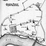 Aschaffenburg – Auszug aus der Topographia Hassiae von Matthäus Merian 1655