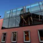 Spiegelung / Fassade