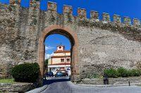 Thessaloniki byzantinische Stadtmauer