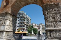 Thessaloniki Galeriusbogen